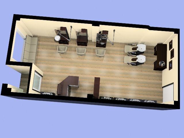 mobiliario, productos y complementos de peluqueria y estetica ... - Muebles De Peluqueria