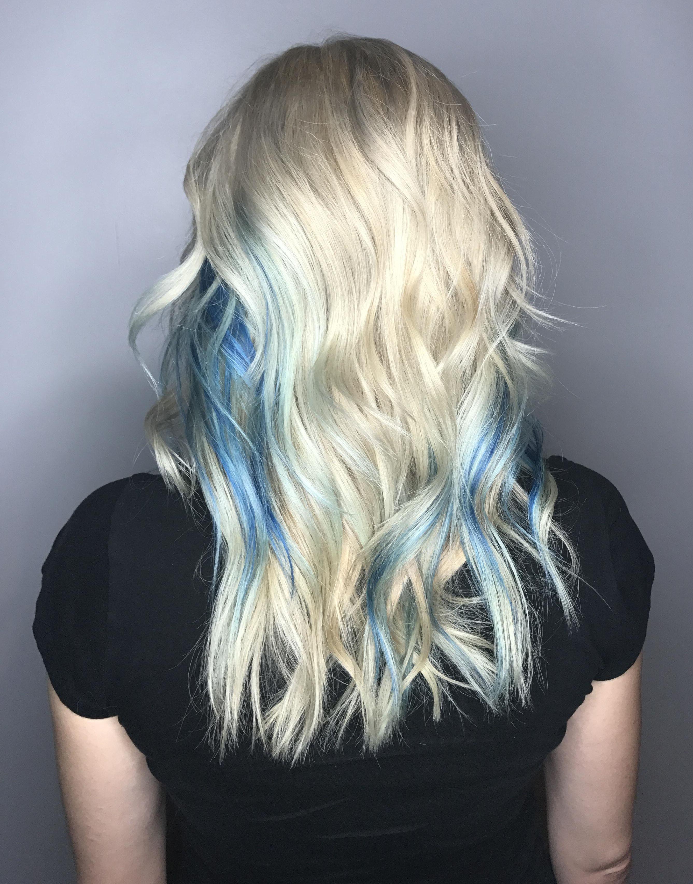 Pin on Blue Hair Ideas