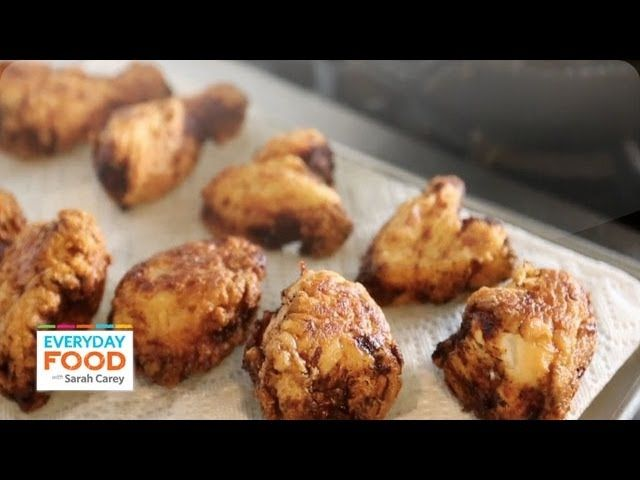 Awesome classic fried chicken everyday food with sarah carey awesome classic fried chicken everyday food with sarah carey forumfinder Choice Image