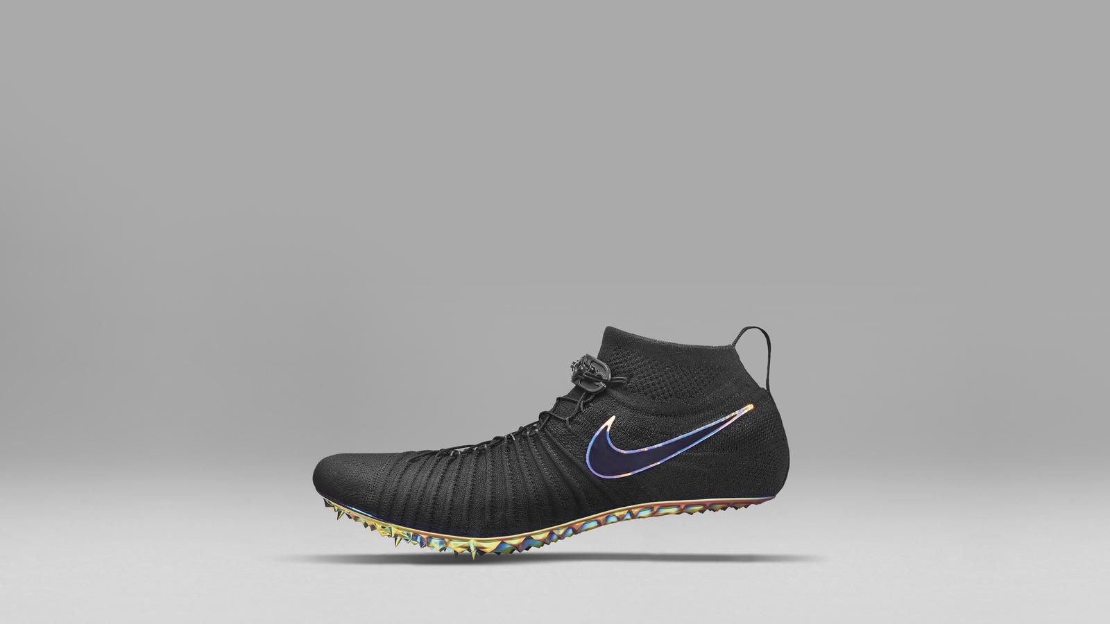 The Nike Zoom Superfly Flyknit, created in collaboration ...