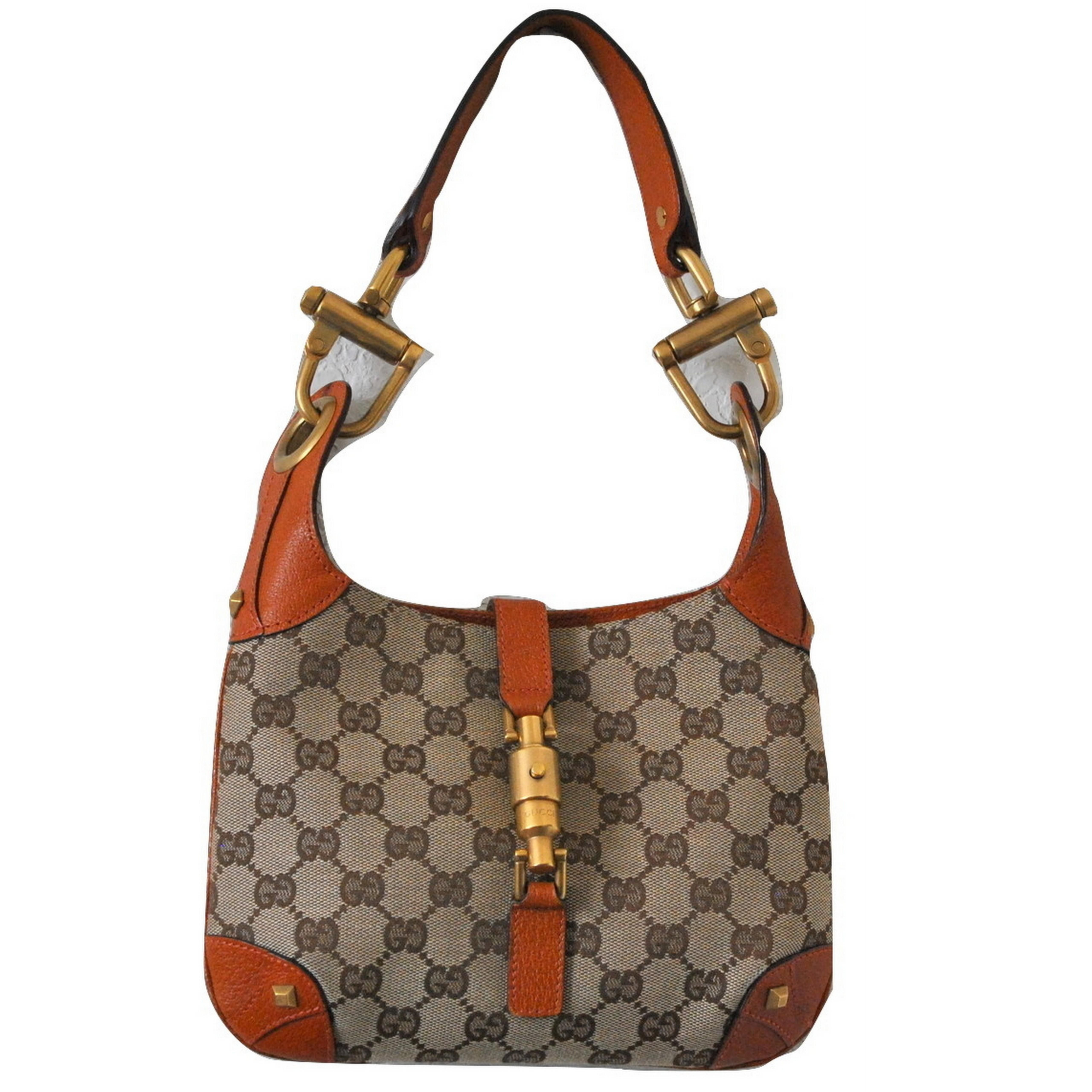 02b9f215d Guaranteed authentic Gucci hobo bags up to 70% off. Tradesy is trusted for  authentic new and pre-owned Gucci - Safe shipping and easy returns.