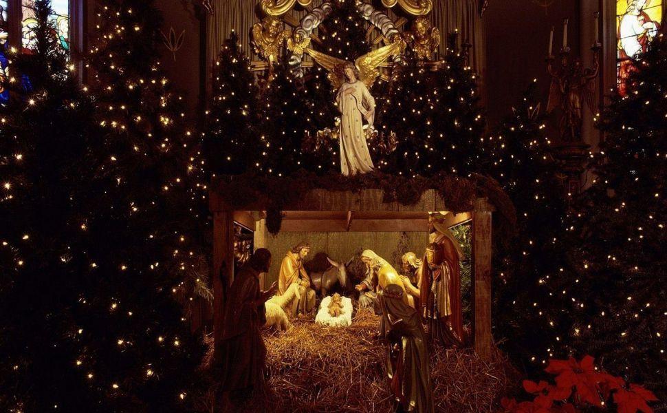 Holy Family Hd Wallpaper Christmas Nativity Scene Christmas Nativity Christian Christmas Christmas wallpaper jesus images hd