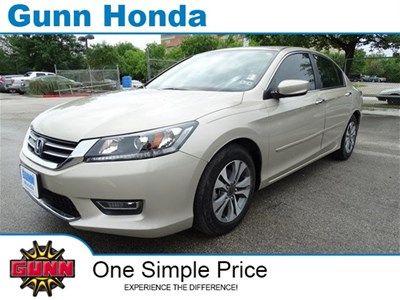 2013 Honda Accord LX At Gunn Honda In San Antonio, TX