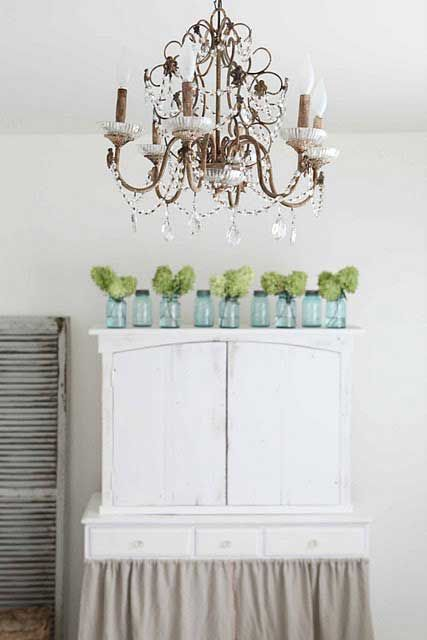 cottage mason jar chandelier. Find This Pin And More On Furniture, Slipcovers, Chandeliers \u0026 Lamps I Love By Connie94545. Cottage Mason Jar Chandelier L