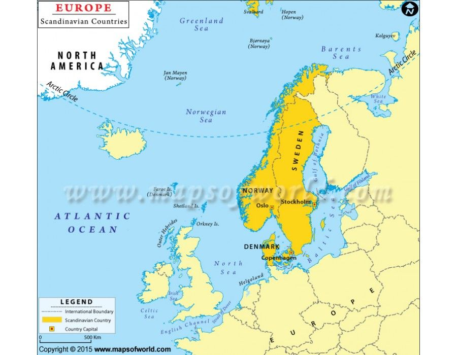 Buy Scandinavian Countries Map Online Download Online Country Maps Scandinavian Countries Map