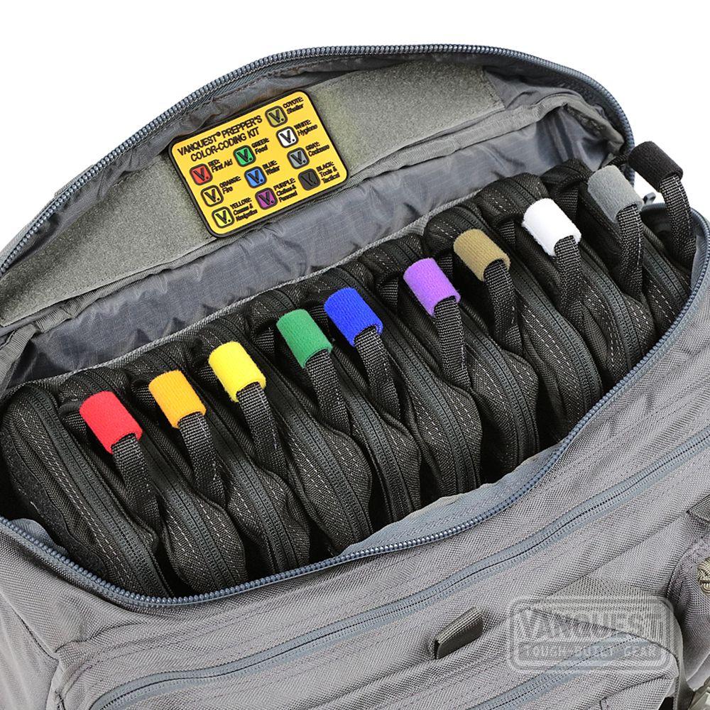 Prepper's Color-Coding Kit | Bomb Squad | Survival ...