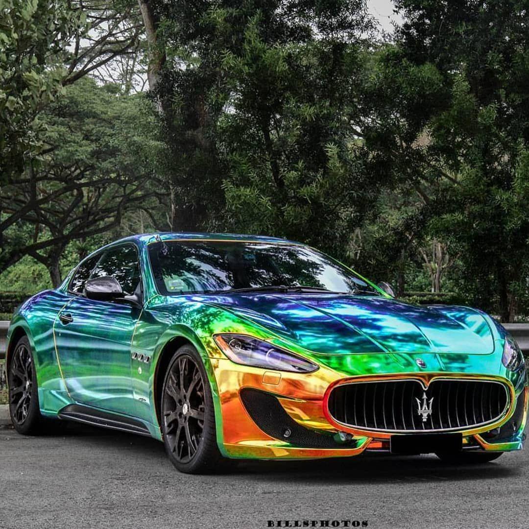 Bmw Z8 Sports Car: Hypercolor Maserati GT @Hyperide.io Hypercar ICO Is