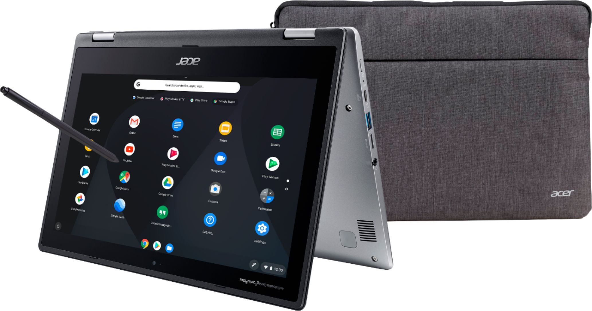 """Acer Spin 11 2in1 11.6"""" TouchScreen Chromebook Intel"""