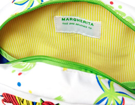 MargheritaKids Margherita Maccapani Missoni Children s Backpack For The Luxury  Collection  6b292d986