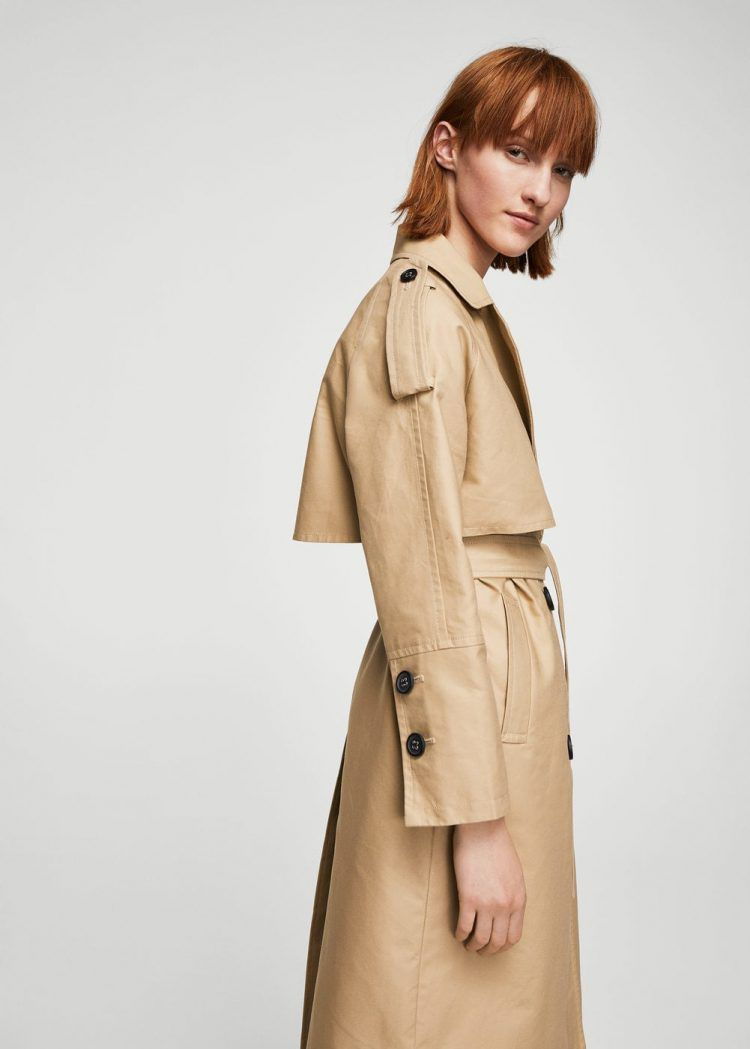 be464d8abb0 Classic Trench Coat. Classic Trench Coat Double Breasted ...