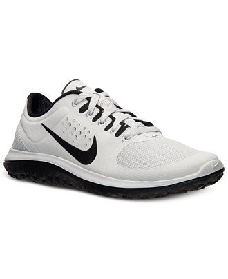Nike Men's FS Lite Run Sneakers from Finish Line - Finish Line Athletic  Shoes - Men