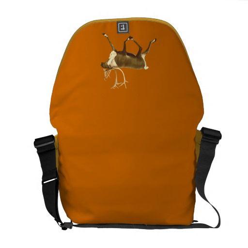 Bull Caribou - Sepia Commuter Bag