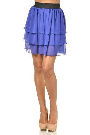 Women skirt blue - Alexandra Ritz | Stilago