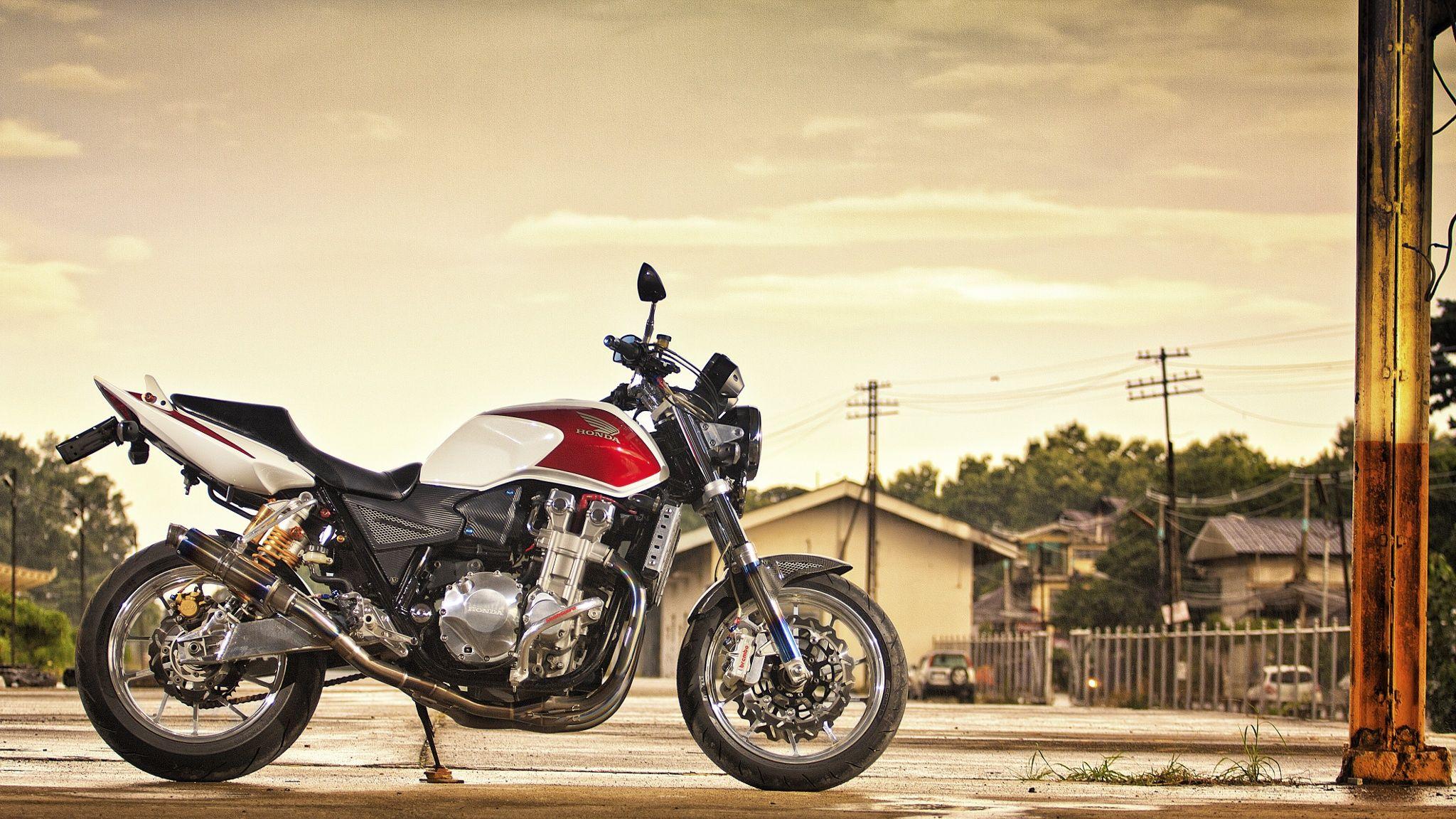 Honda Cb 1300 Honda Cb Honda Honda Motorcycles