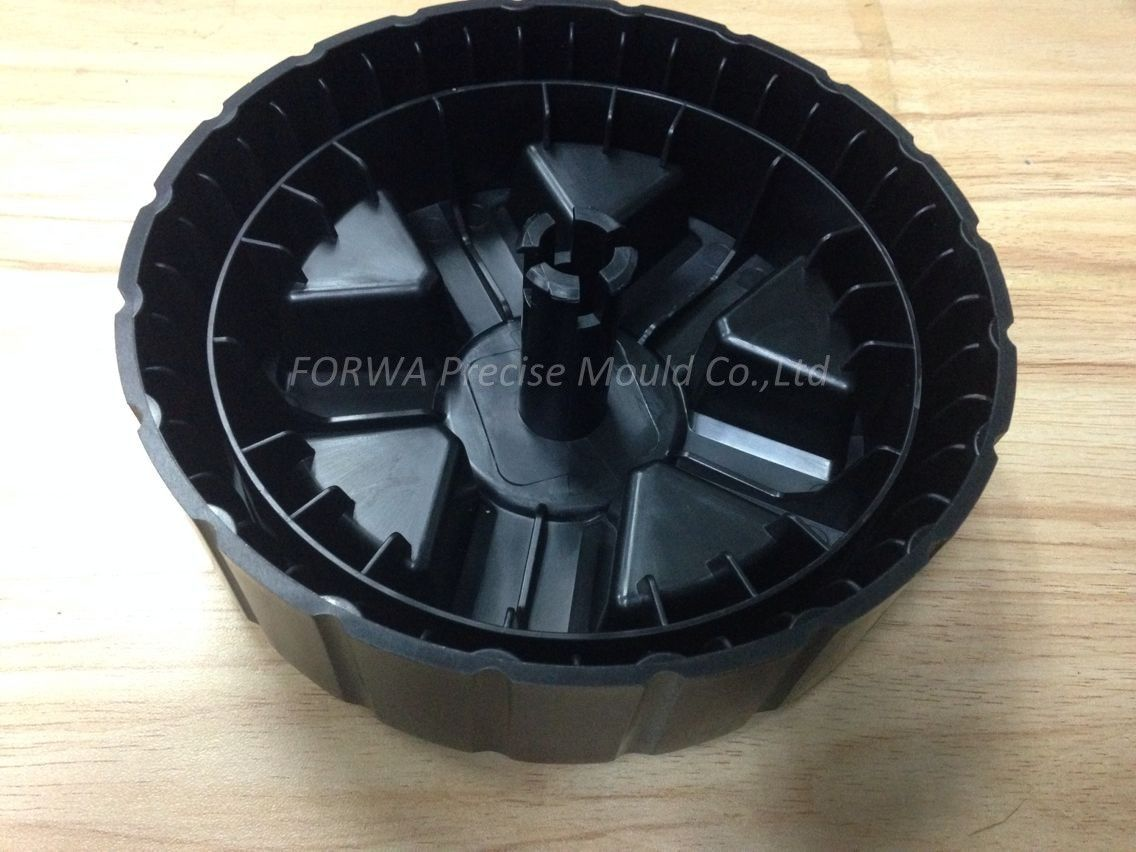 Automotive mold products, PA66 4 cavities Injection