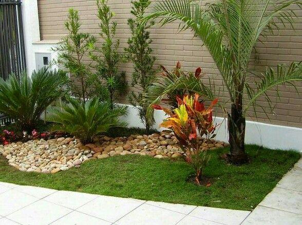 Jardins pequenos jardinage pinterest jardines for Decoraciones de jardines pequenos