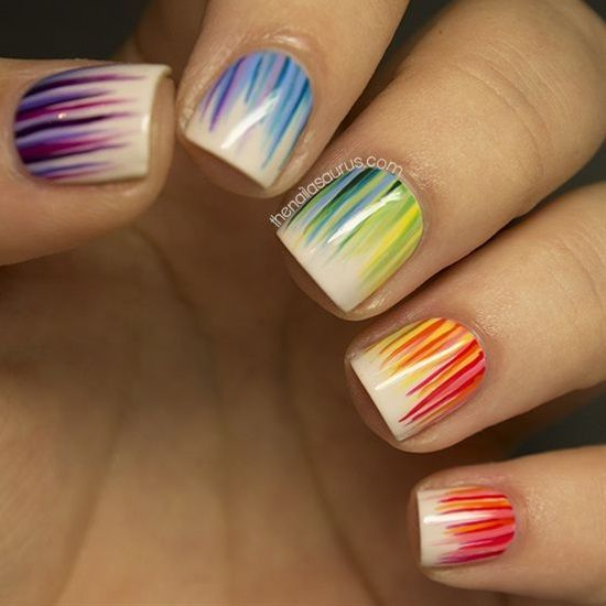 Many Girls Who Have Short Nails Think That It Is Difficult To Have