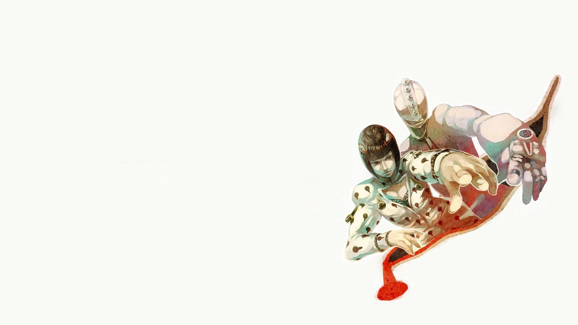Bruno Buccellati / Sticky Fingers / JoJo / Vento Aureo