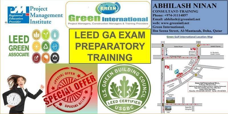 Leed ga leadership in energy and environmental design