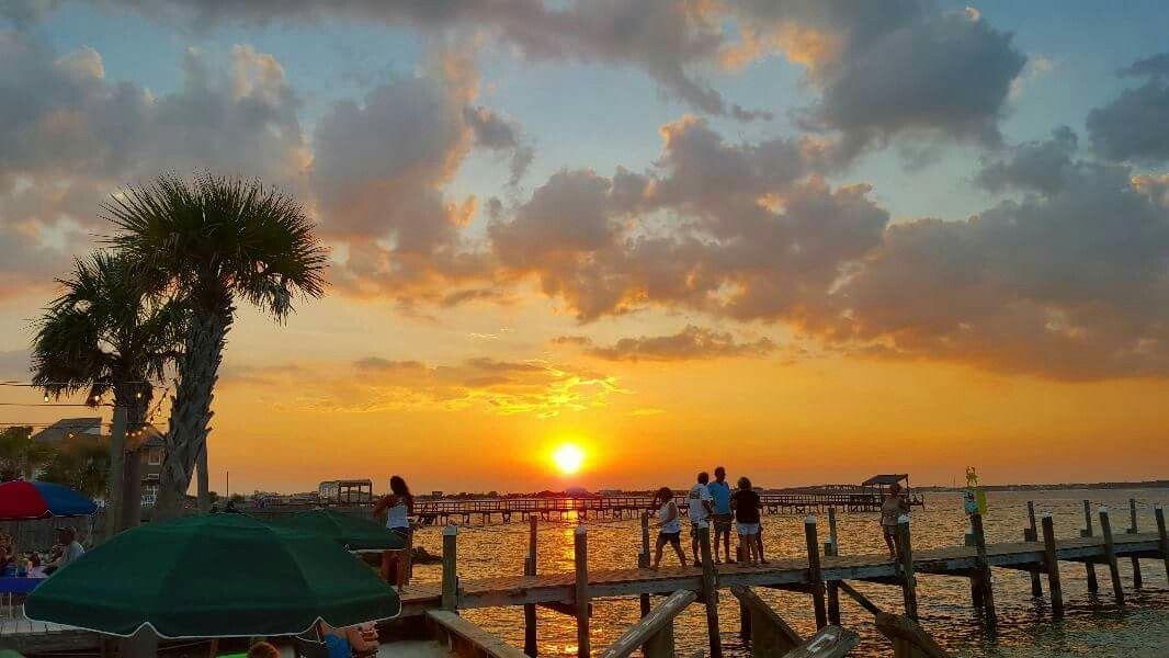 Sunset at Paradise Inn