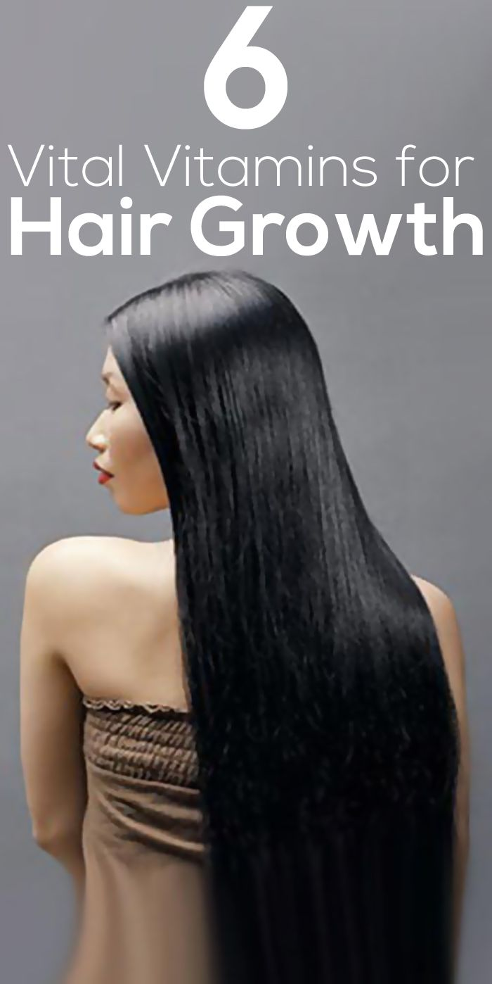 Essential Vitamins And Minerals For Faster Hair Growth