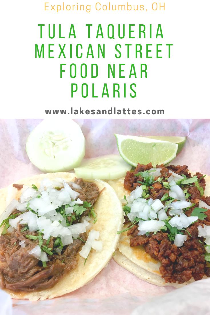 Tula Taqueria Amazing Mexican Street Food Near Polaris Mall