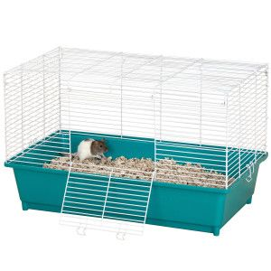 A Great Cage For A Hamster I Have This My My Syrian And He Loves It It S Just Big Enough For Him Small Pets Pet Home Syrian Hamster
