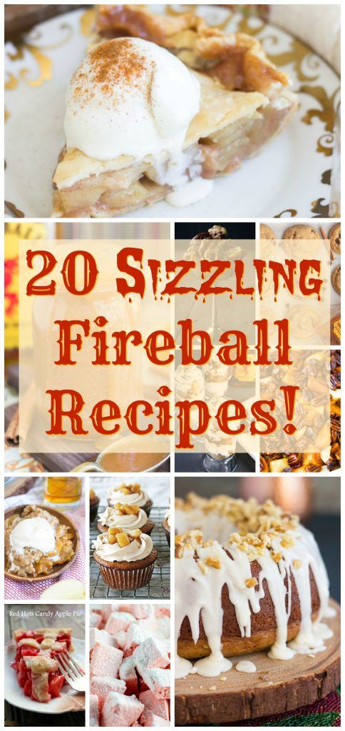 A collection of 20 sizzling cinnamon fireball whiskey recipes if a collection of 20 sizzling cinnamon fireball whiskey recipes if you love sweet spicy fireball booze youll love baking and cooking with it too forumfinder Images