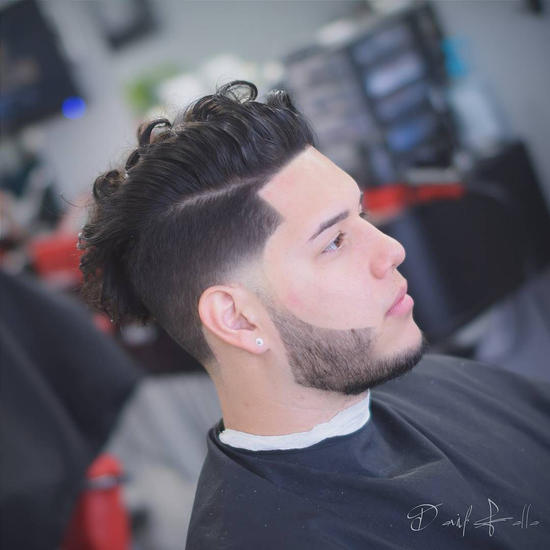 Stylish Haircuts For Men With Beard Styles Hairstyles For Mens