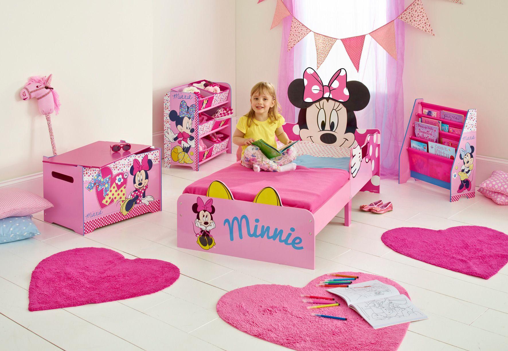 Dormitorio Infantil Minnie Mouse Disney Ideal Para Toda