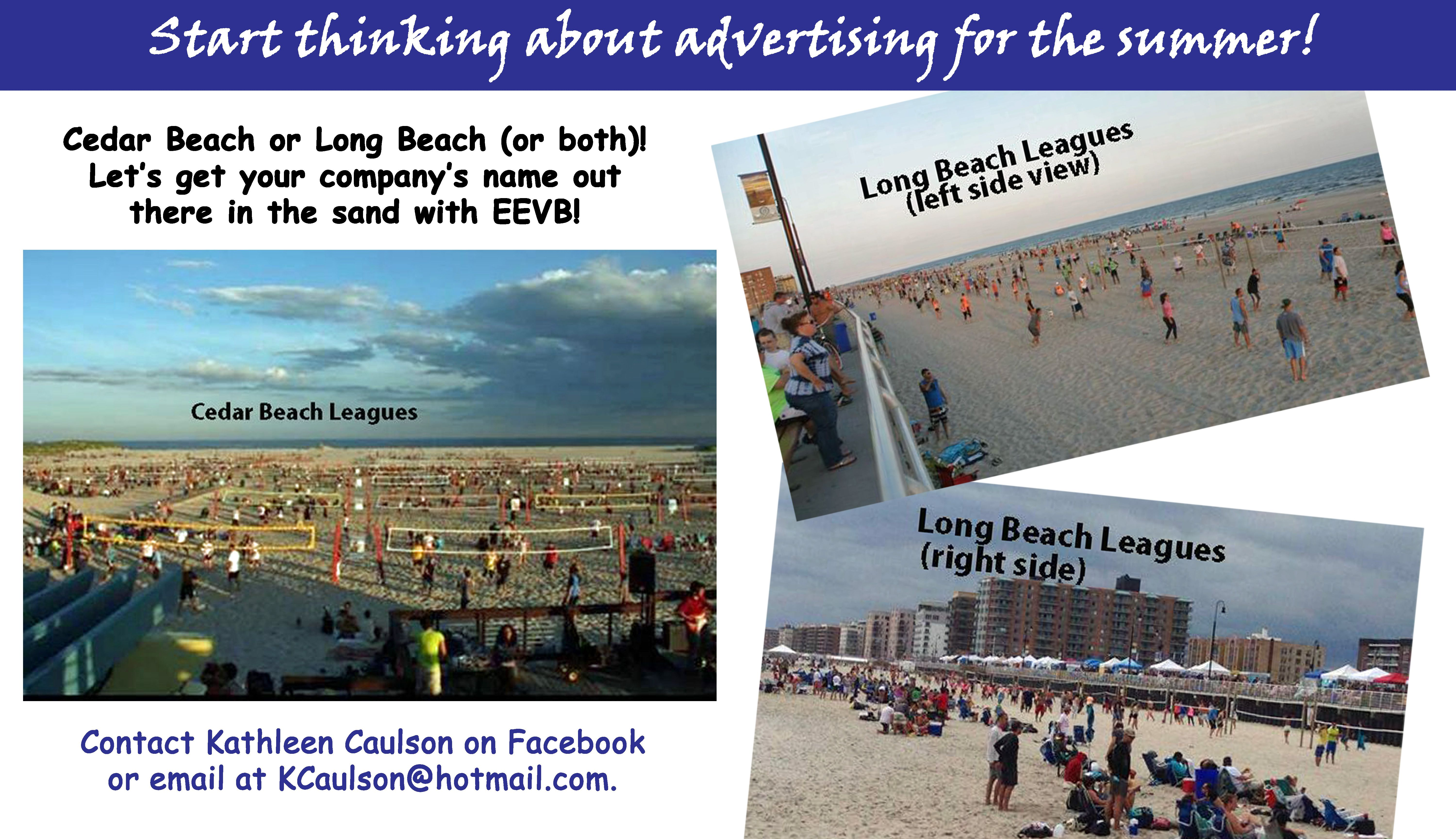 2015 Summer Beach Volleyball Season Is Quickly Approaching Yeah Think About Becoming An Eevb Sponsor And Dig It In The Long Beach Us Beaches Summer Beach