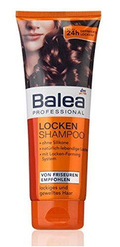 Balea Professional Curls Shampoo 24hour Definition Bounce