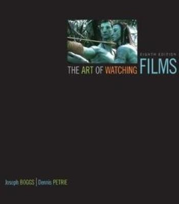 The art of watching films.