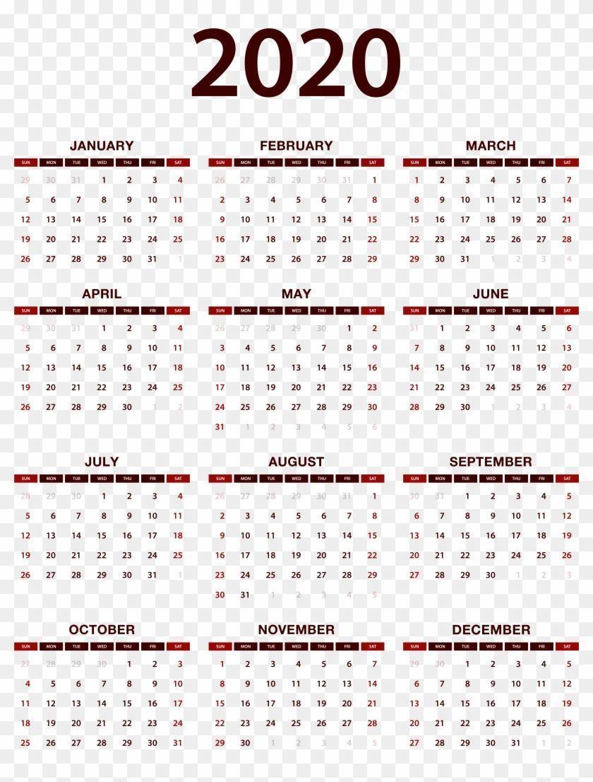 Chinese Lunar Calendar 2020 Printable Chinese Lunar Calendar 2020