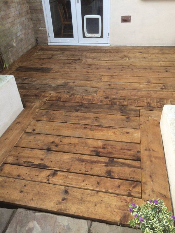 Upcycled Scaffold Board Project S Top Five Enviromate