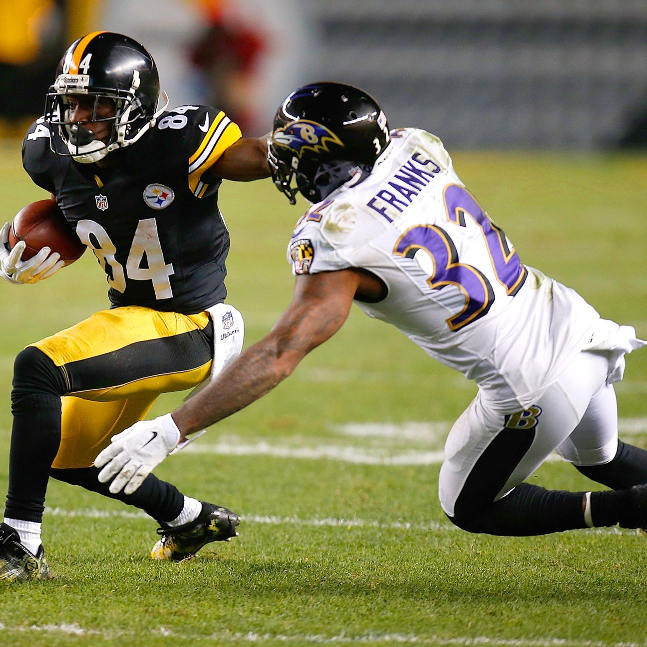 Steelers Can Give Antonio Brown  Million Raise Avoid Huge