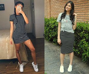 20 style tips on how to wear casual bodycon dresses fashion
