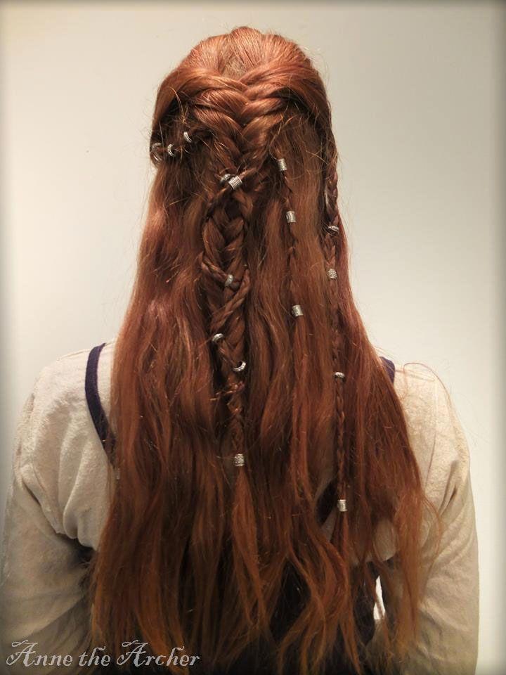 Viking Style Wikinger Frisuren Alexander Ludwig Frisuren
