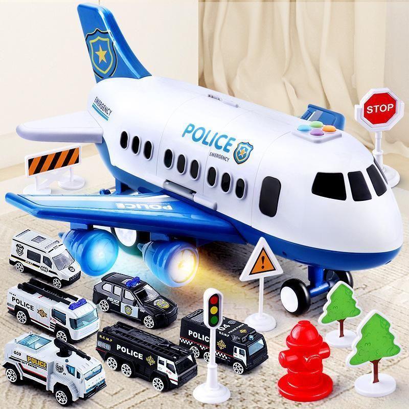 Music Story Simulation Track Inertia Children S Toy Aircraft Large Size Passenger Plane Kids Airliner Toy Car In 2021 Childrens Toy Toy Car Cartoon Airplane