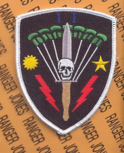 Us Army 75th Infantry Airborne Ranger Recon Det Rrd Team Ii Oef Oif