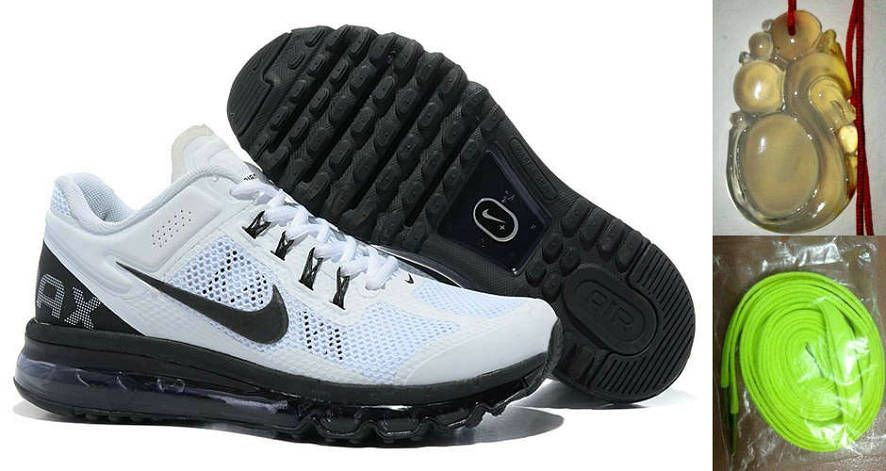 Chalcedony Dragon Volt Lace Mens Nike Air Max 2013 Summit White Black Shoes