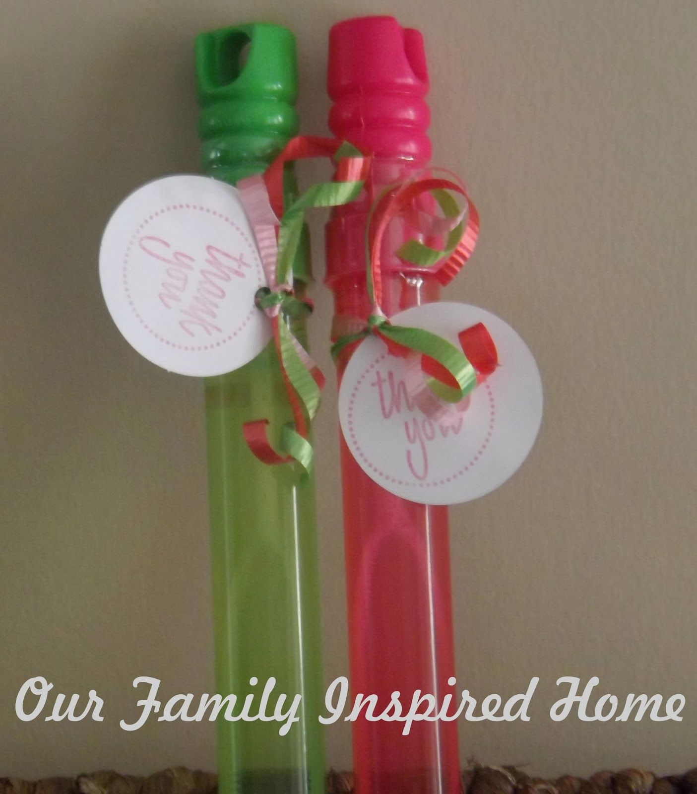 Our Family Inspired Home: Strawberry Shortcake Birthday Party, Pink, Green, Red, Party Favors, Gifts