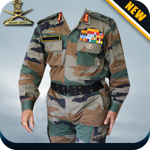 India Army Suit Editor Of Girl And Boy Is One Of The Very Best Smartphone App Having A Variety Of More Than 20 Man Mili Army Dress Indian Army Army Photography