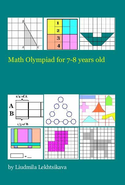 Math Olympiad For 7 8 Years Old An Activity Book Math Olympiad
