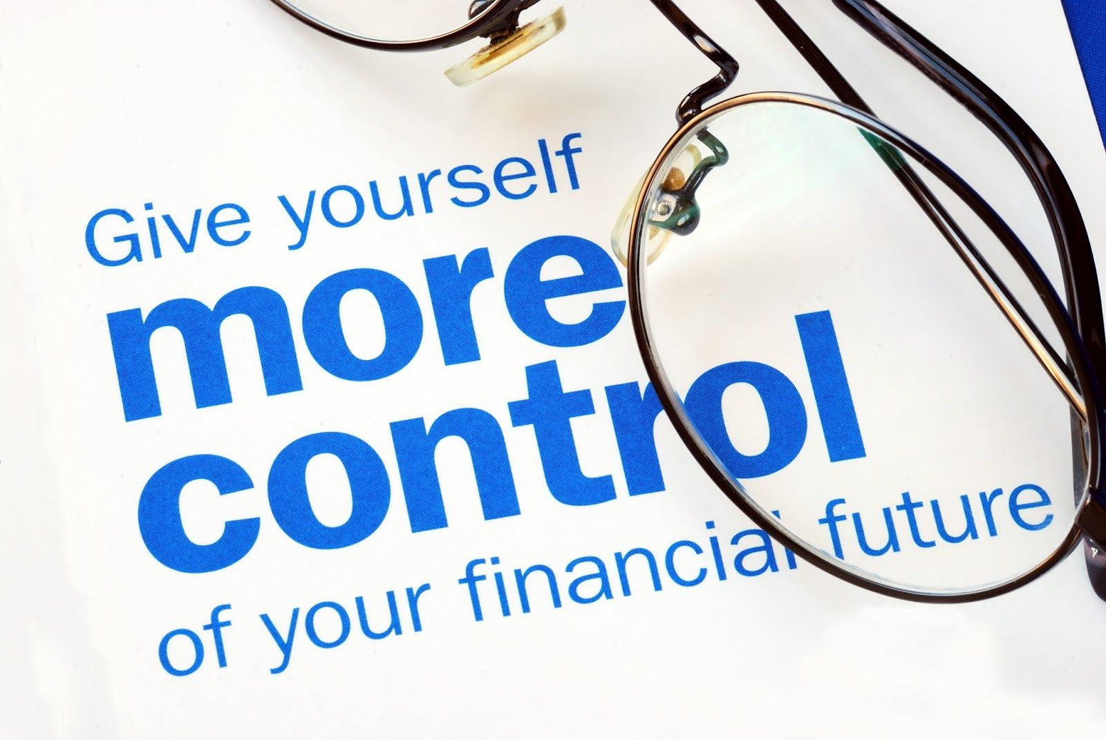 8 Ways to Gain Better Control of Your Life Investing