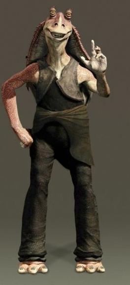 Jar Jar Binks Star Wars Characters Vader Star Wars Star Wars Jar Jar