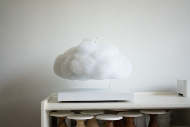 20 Cloud Lamps That Ll Fill Your Home With Flashes And Peals Of Thunder Cloud Lamp Cloud Lamp Diy Lamp