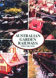 Australian Garden Railways Volume 1  NOW AVAILABLE ON DVD  #Australia #Garden #Railway   #Garden Railway