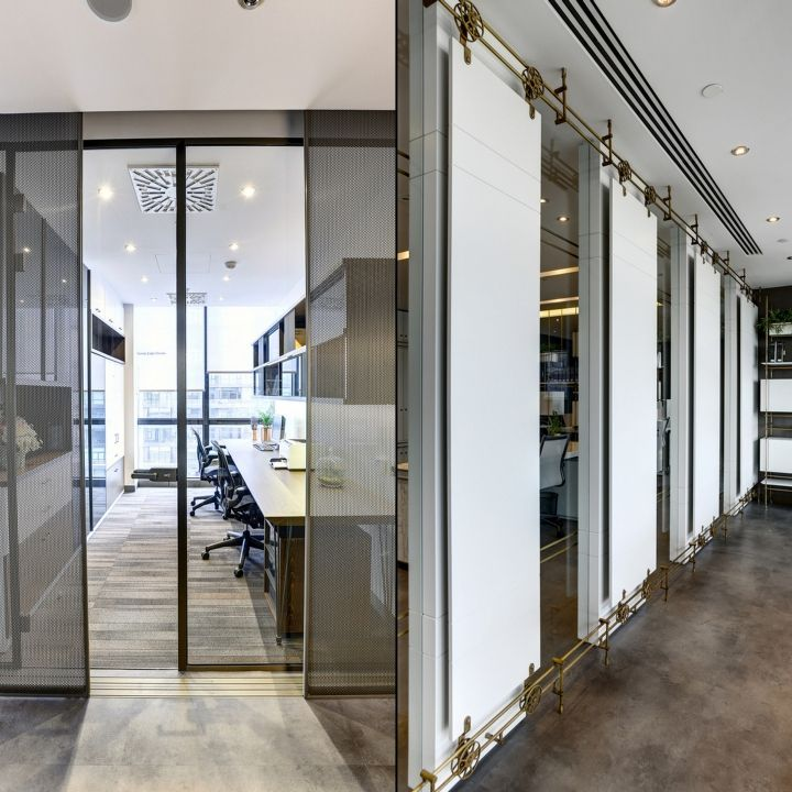 Gun+Partners Offices by Zemberek Design, Ankara – Turkey » Retail Design Blog