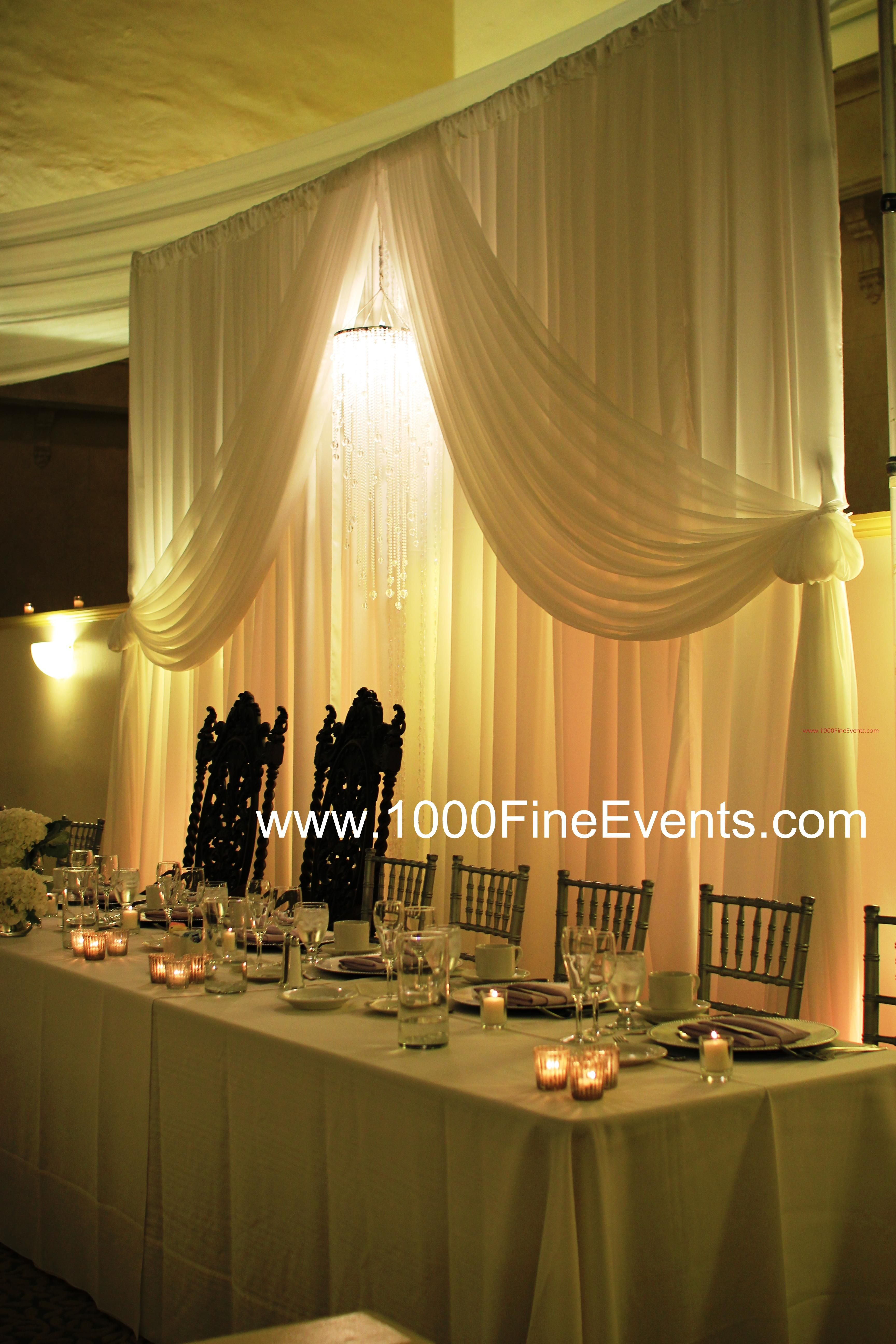 Emejing Head Table Wedding Ideas Pictures - Styles & Ideas 2018 ...
